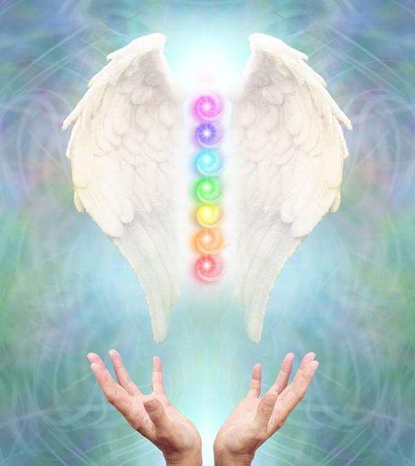 ¿Qué es la terapia con ángeles?