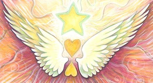 Cuando los ángeles te envían mensajes